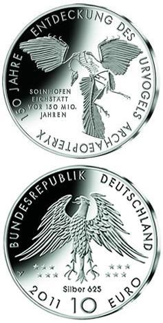 10 Euro Münze 2011