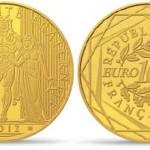 1000 Euro Goldmünze Herkules