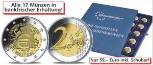 2 Euro Sondermünze 2012