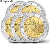 2 Euro Sondermünze Deutschland 2010