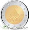 2 Euro 2009 Finnland 200 Jahre Autonomie