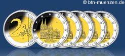 2 Euro NRW 2011 BTN Angebot