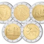2 Euro Sondermünzen WOW-Angebot