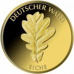 20 Euro Goldmünze Eiche