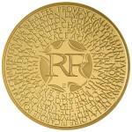 200 Euro Goldmüze Regionen Frankreich