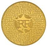 200 Euro Goldmünze Regionen