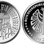 25 Euro Silbermünze Deutschland