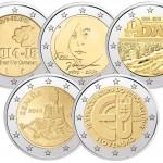 2 Euro Münzen 2014 Tauschaktion Und Weitere Artikel Münzangebote