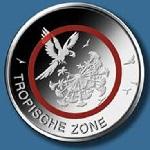 5 Euro 2017 Tropische Zone Tauschaktion Münzangebote