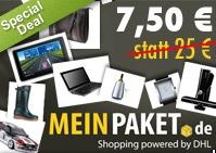 25 Euro MeinPaket.de Gutschein
