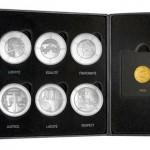 Frankreich Gedenkmünzen 2013