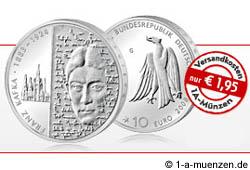 10 Euro Franz Kafka