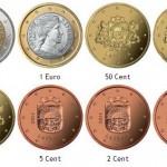 Lettland Euromünzen