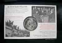 Münzgedenksatz 20 Jahre Mauerfall von Tchibo Plus und Emporium Merkator