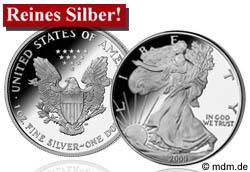 1 Oz Silver Eagle 2009